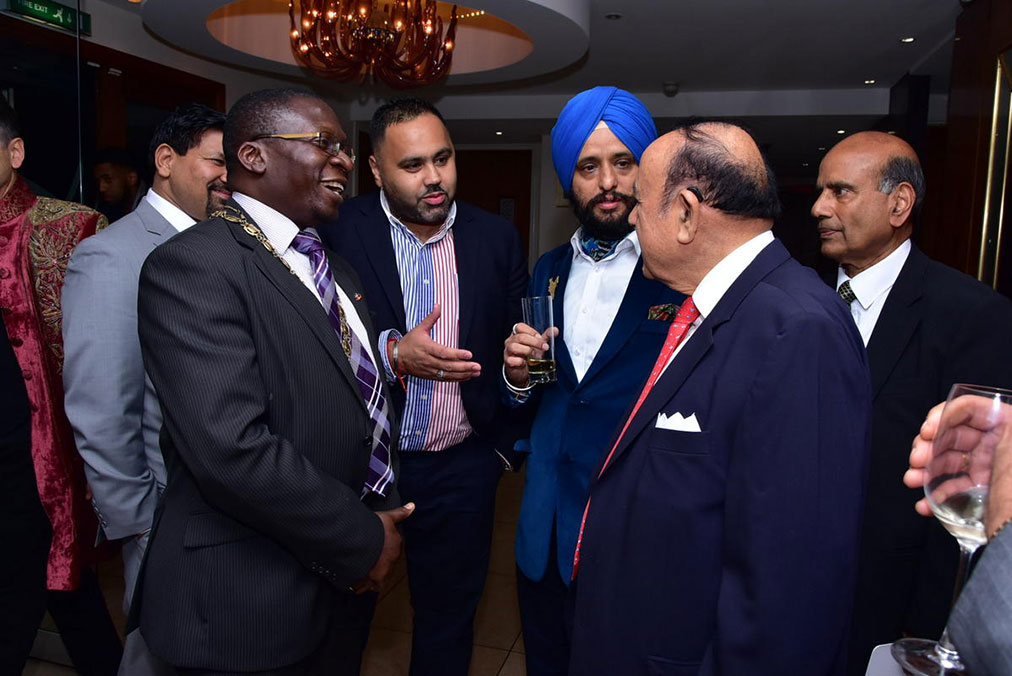 Global Indian Summit Indian Embassy - 2017